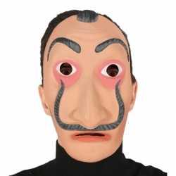 Papel masker verkleed accessoire volwassenen