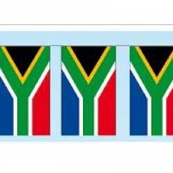 Papieren slinger Zuid-Afrika