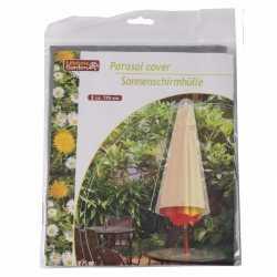 Parasolhoes 175 grijs lifetime garden