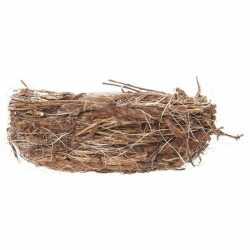 Pasen decoratie vogelnestje/paaseieren mandje 17