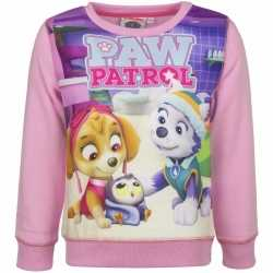 Paw patrol sweater roze