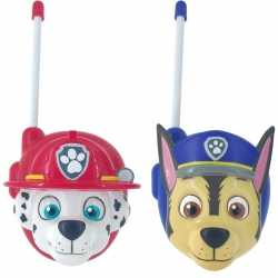Paw patrol walkie talkies jongens/meisjes