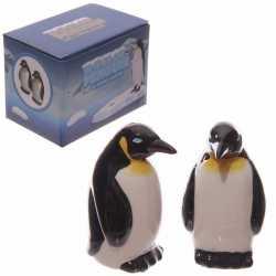 Peper zout setje pinguins