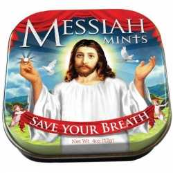 Pepermuntjes: Messiah mints
