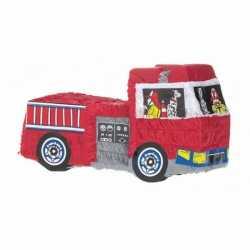 Pinata brandweerwagen 48
