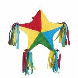 Pinata gekleurde ster 57