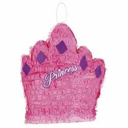 Pinata roze prinsessenkroon 41