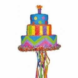 Pinata verjaardagstaart 33