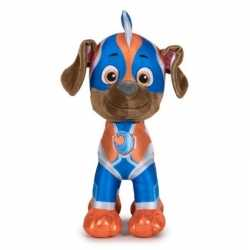 Pluche paw patrol zuma mighty pups super paws knuffel 19