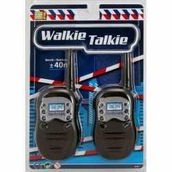 Politie walky talkie speelgoed kinderen