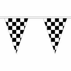 Polyester vlaggenlijn finish 5 meter