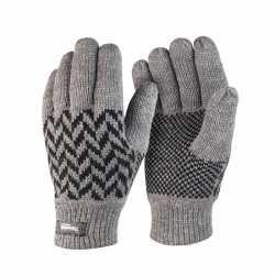 Result thinsulate handschoenen grijs
