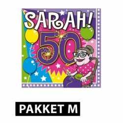 Sarah versiering pakket