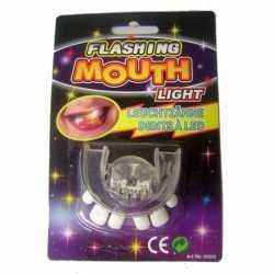 Scheve tanden gebitje LED lampjes