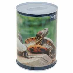 Schildpad spaarpot 15