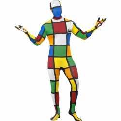 Second Skin pak Rubiks Kubus