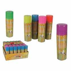 Serpentine spray roze 160 ml