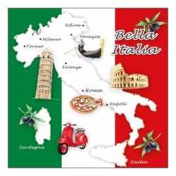 Servetten Italie 20 stuks