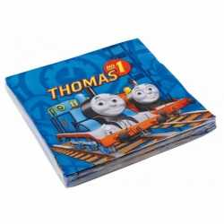 Servetten Thomas de Trein