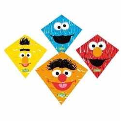 Sesamstraat vlieger Bert