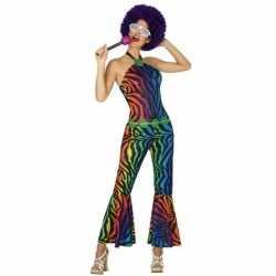Seventies/disco verkleedkleding dames