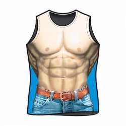 Sexy heren t-shirt macho
