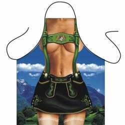 Sexy schort Alpen Meisje