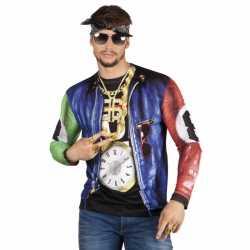 Shirt rapper opdruk