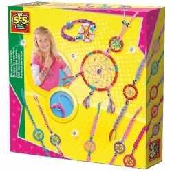 Sieraden / dromenvanger hobby set kinderen
