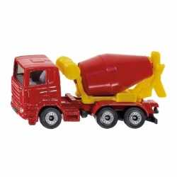 Siku cement mixer speelgoed modelauto 8