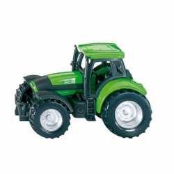 Siku deutz tractor speelgoed modelauto 7