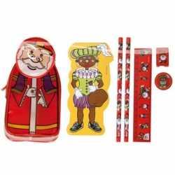 Sinterklaas etui schrijfwaren