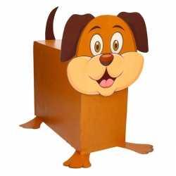 Sinterklaas hond zelf maken knutselpakket
