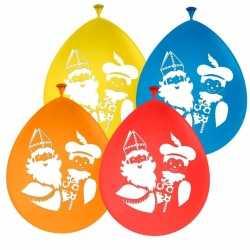 Sinterklaas sinterklaas pieten ballonnen 8 stuks