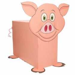Sinterklaas varken zelf maken knutselpakket