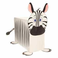 Sinterklaas zebra surprise maken pakket