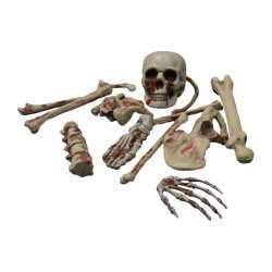 Skelet botten bloed