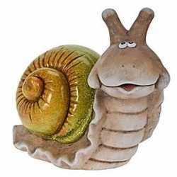Slakken tuinbeeldje van 35