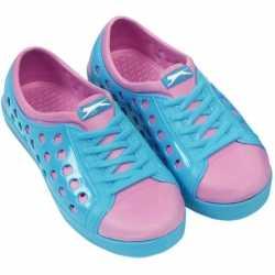 Slazenger waterschoenen meisjes blauw/roze