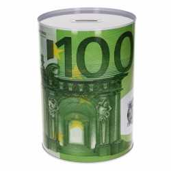 Spaarpot 100 euro biljet 22