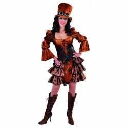 Steampunk jurk dames