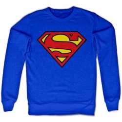 Sweater superman logo