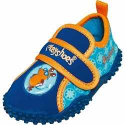 Uv waterschoenen blauw jongens