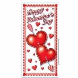 Valentijn deurposter 76 bij 152