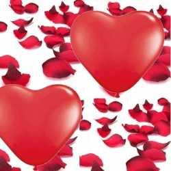 Valentijn versiering pakket groot