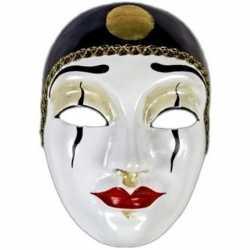 Venetiaans gezichtsmasker Pierrot