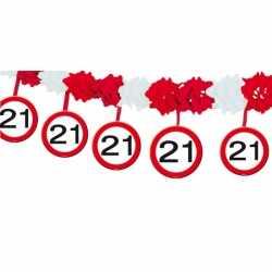 Verkeersborden slinger 21