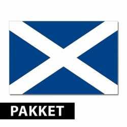 Versiering pakket Schotland