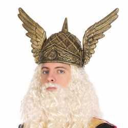 Viking verkleed helm heren