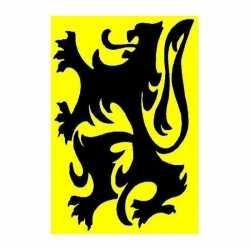 Vlaanderen vlag 90 bij 150
